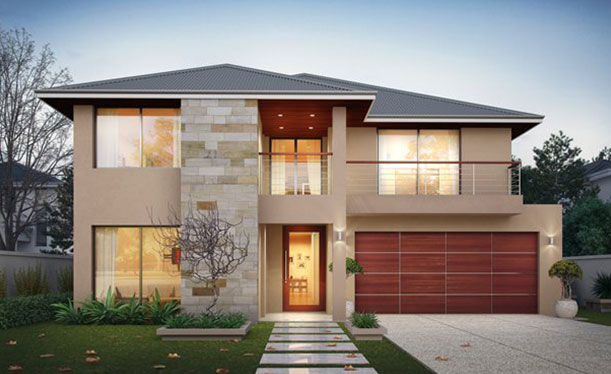 ASPIRE 020 teaser. Grandwood Homes   Custom Home Builders Perth   2 Storey Home